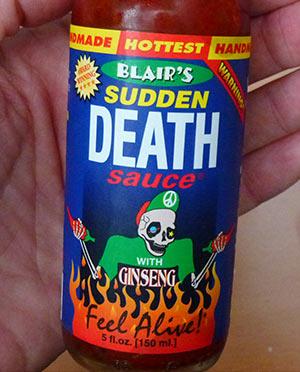 recepty-na-vegetarianske-jedla-after-death-sauce-blairs Vegetariánske recepty