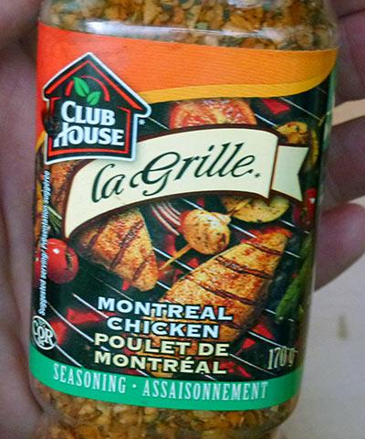 recepty-na-vegetarianske-jedla-koranie-montreal-chicken-seasoning-clubhouse-la-grille Vegetariánske recepty
