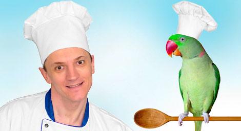 Recepty na varenie - kuchárska kniha - Miro Veselý & Papúch